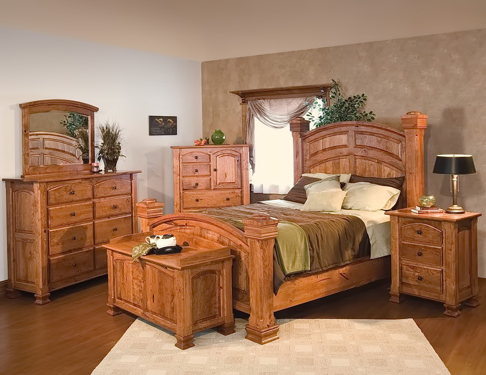Rustic King Bedroom Sets