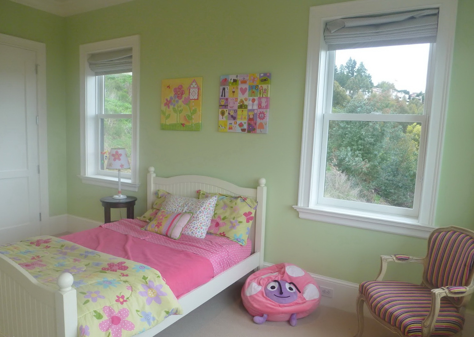 Simple Little Girls Bedroom Ideas