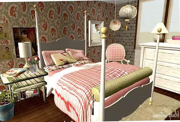 Sims 2 Childrens Bedroom Sets