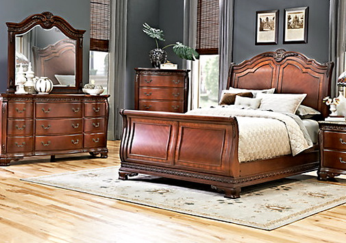 Sleigh Bedroom Sets Australia