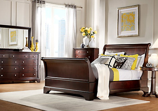 Sleigh Bedroom Sets Uk
