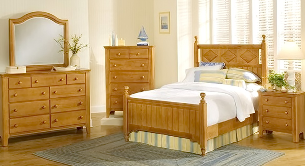 Solid Wood Bedroom Furniture Los Angeles