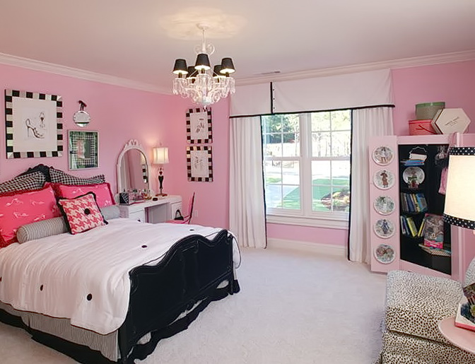 Teenage Bedroom Ideas For Girls