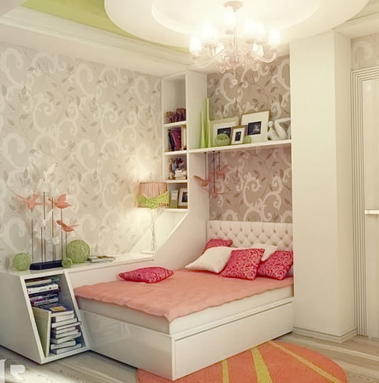 Teenage Girl Bedroom Organization Ideas Pinterest