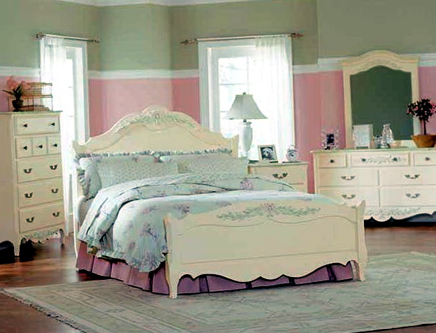 Teenage Girls Bedroom Sets