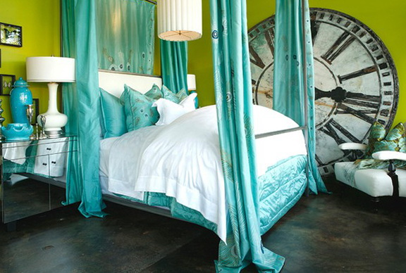 Tiffany Blue Bedroom Sets