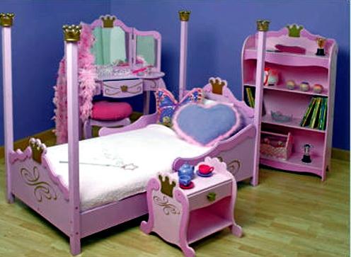 Toddler Girl Bedroom Furniture Sets