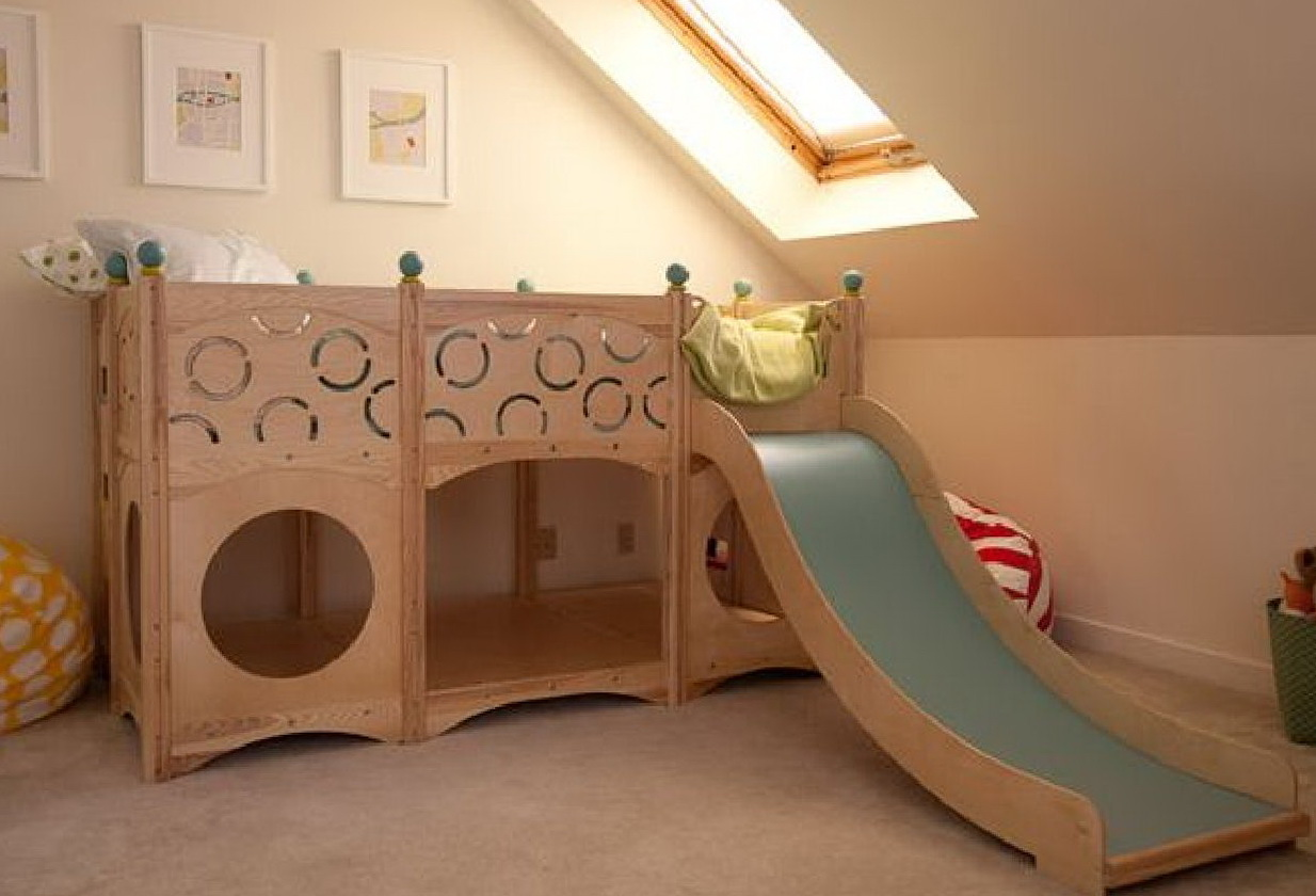 Unique Bedroom Furniture For Kids
