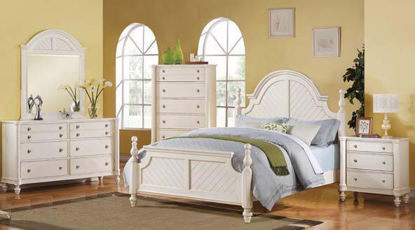 White Bedroom Furniture Set For Adults