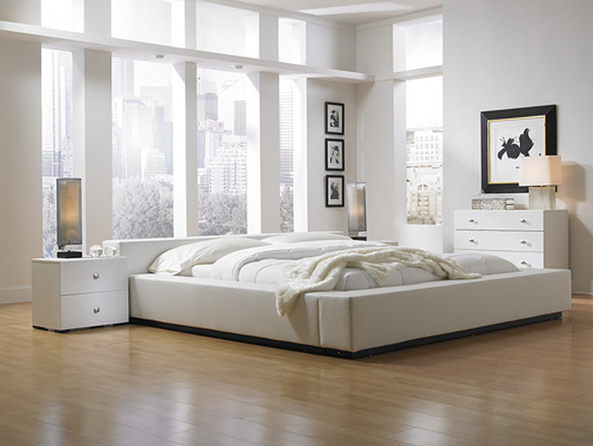 White Bedroom Furniture Set Uk