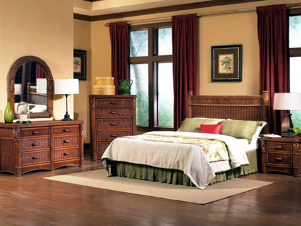 Wicker Bedroom Furniture Florida