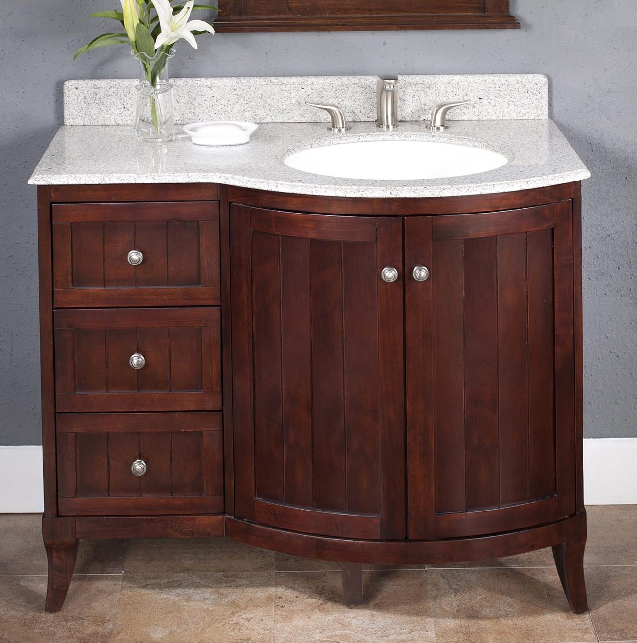 42 Inch Bathroom Vanity With Sink