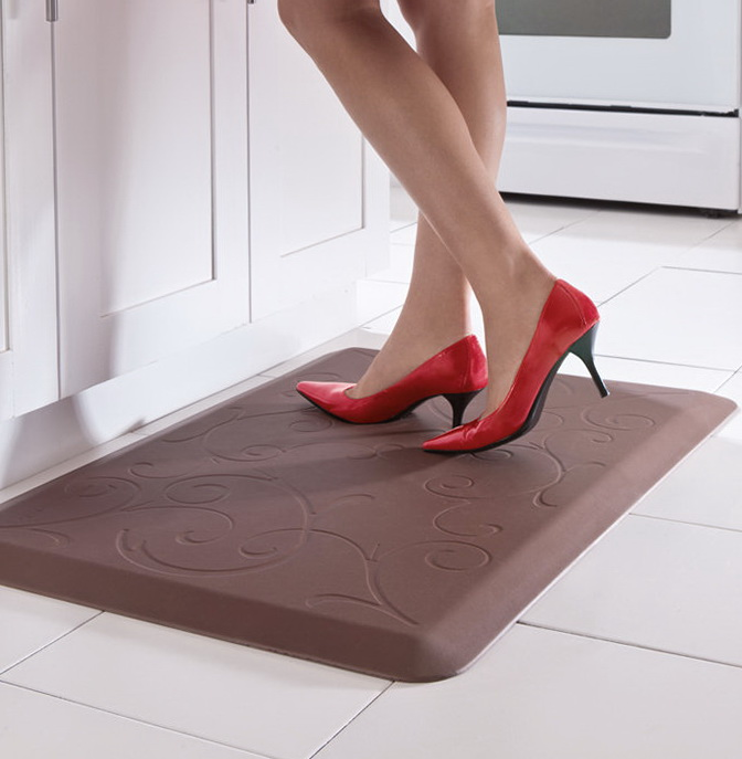 Anti Fatigue Printed Kitchen Floor Mats