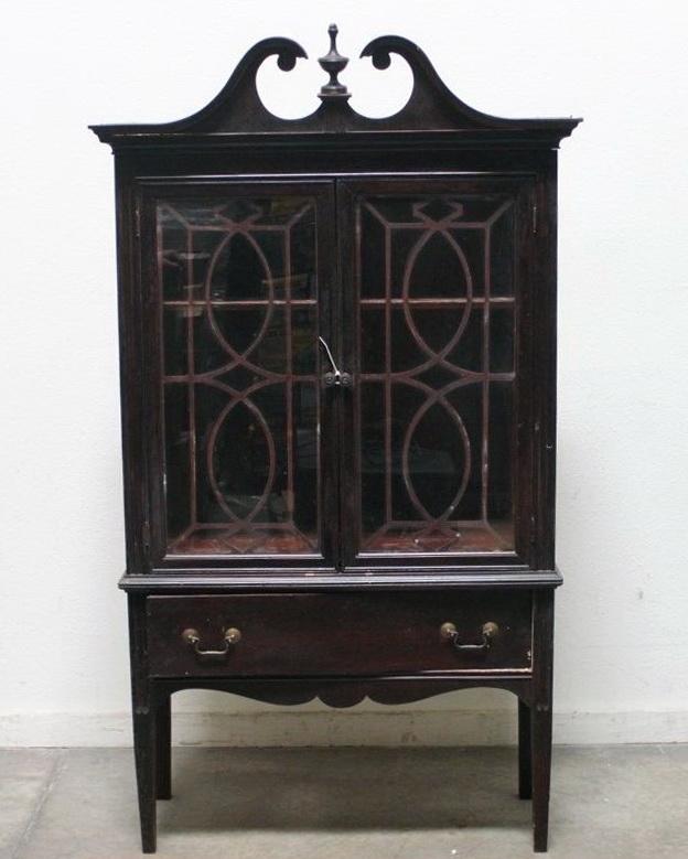 Antique China Cabinet 1900