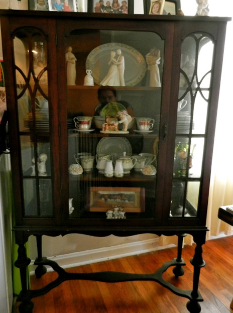Antique China Cabinet Value