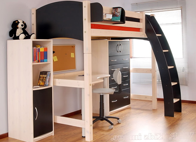 Ashley Furniture Bunk Beds For Kids