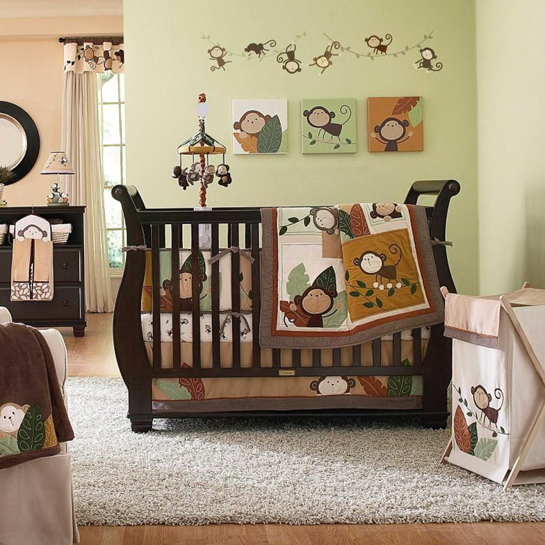 Baby Boy Crib Bedding Sets On Sale