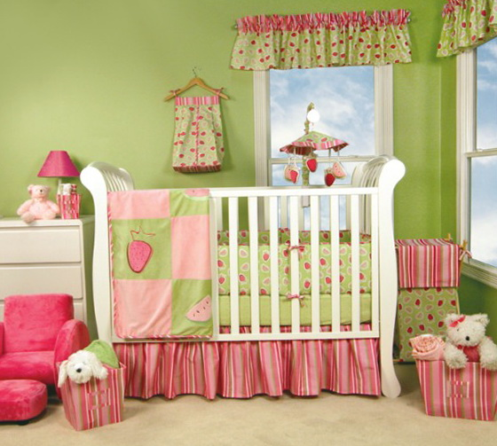 Baby Nursery Bedding Themes