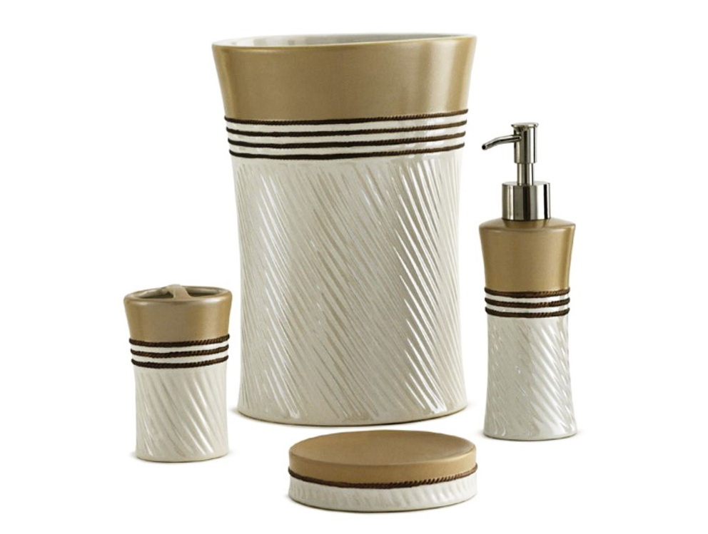 Bathroom Accessories Set Ideas