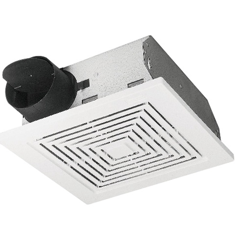 Bathroom Exhaust Fan Diagram