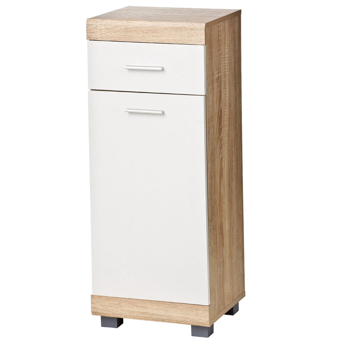 Bathroom Floor Cabinet Storage