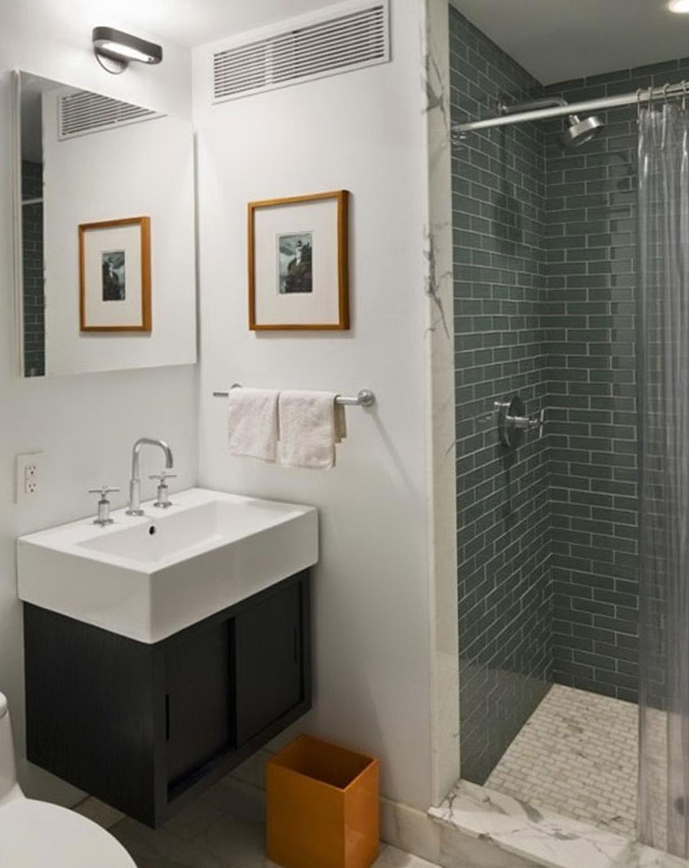 Bathroom Ideas For Small Bathrooms Pinterest