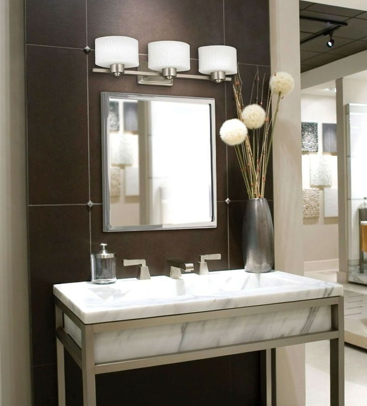 Bathroom Light Fixtures Modern