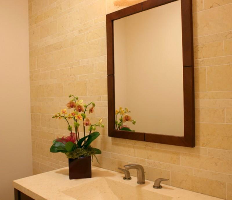 Bathroom Light Fixtures Over Mirror