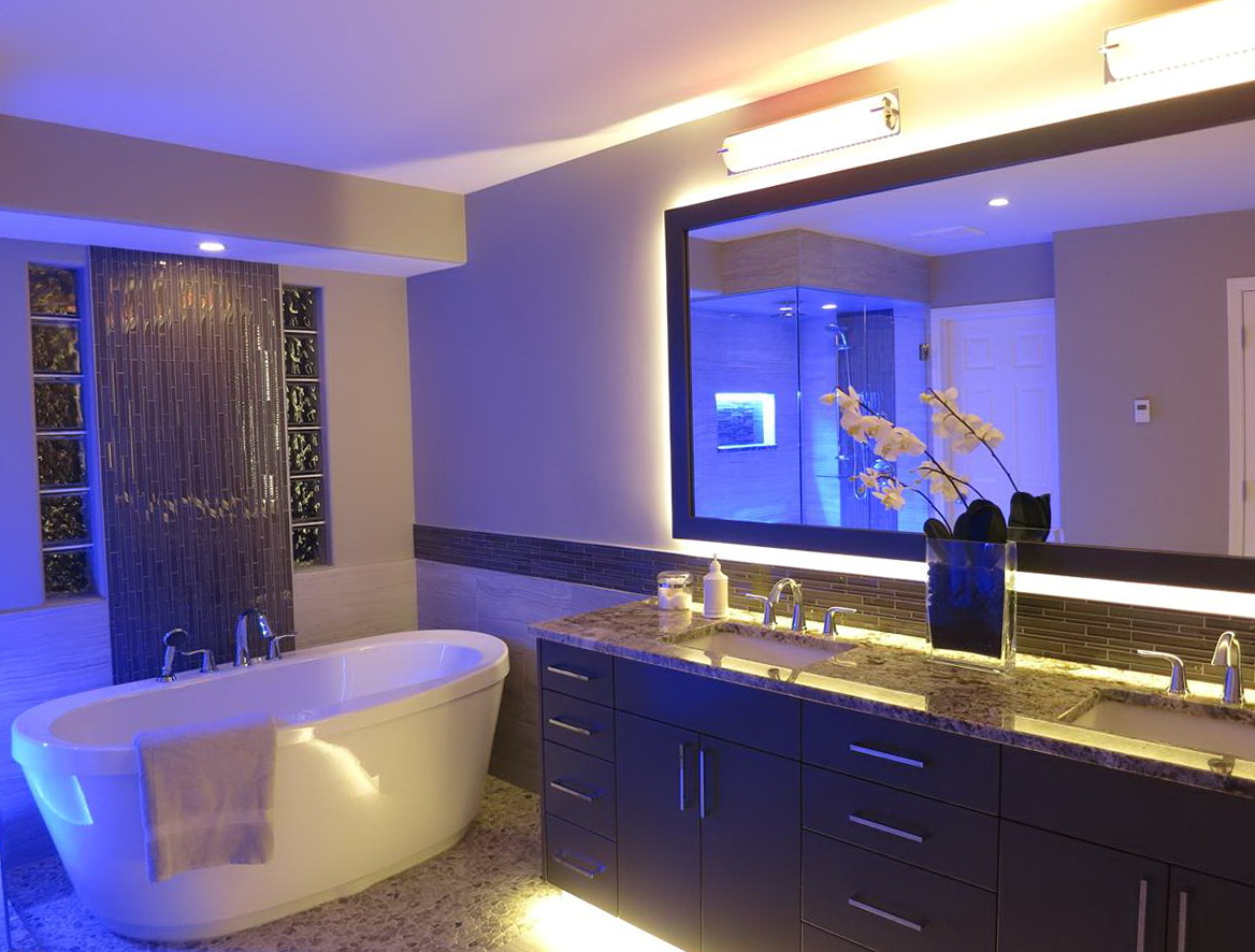 Bathroom Lighting Ideas Led