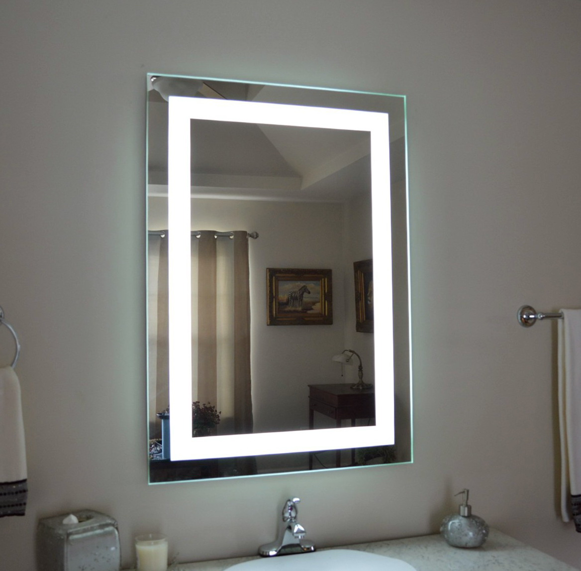 Bathroom Mirror Cabinets With Light