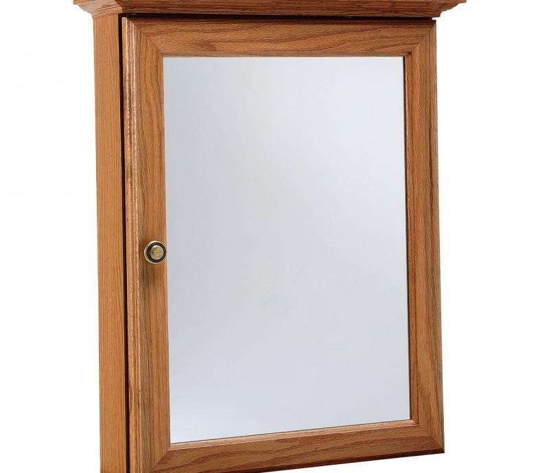 Bathroom Mirror Cabinets Wood