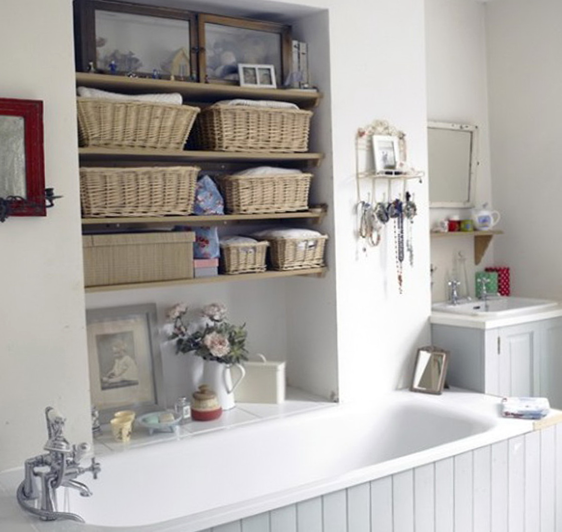 Bathroom Organization Ideas And Tips