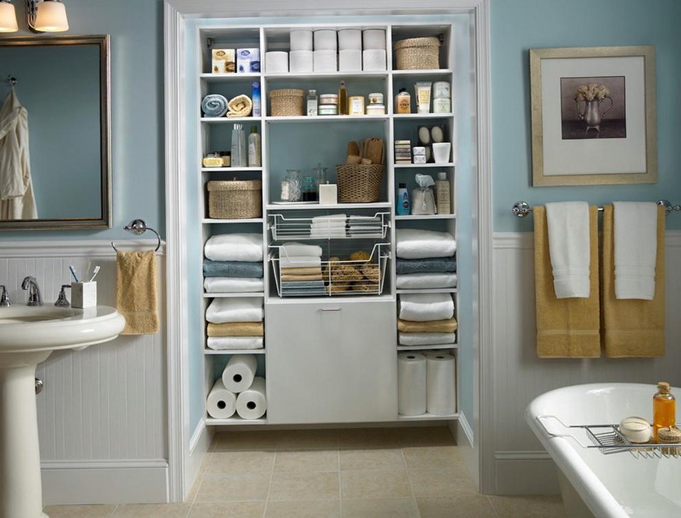 Bathroom Organization Ideas Pinterest
