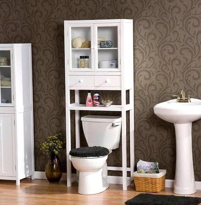 Bathroom Over Toilet Cabinet