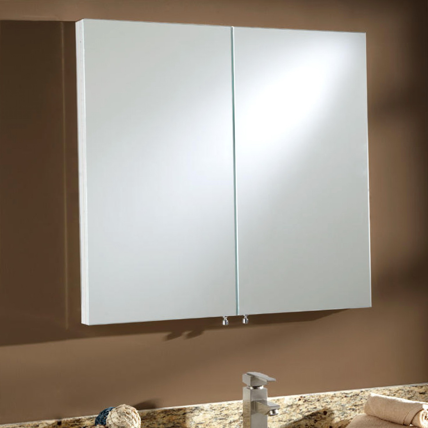 Bathroom Recessed Medicine Cabinets