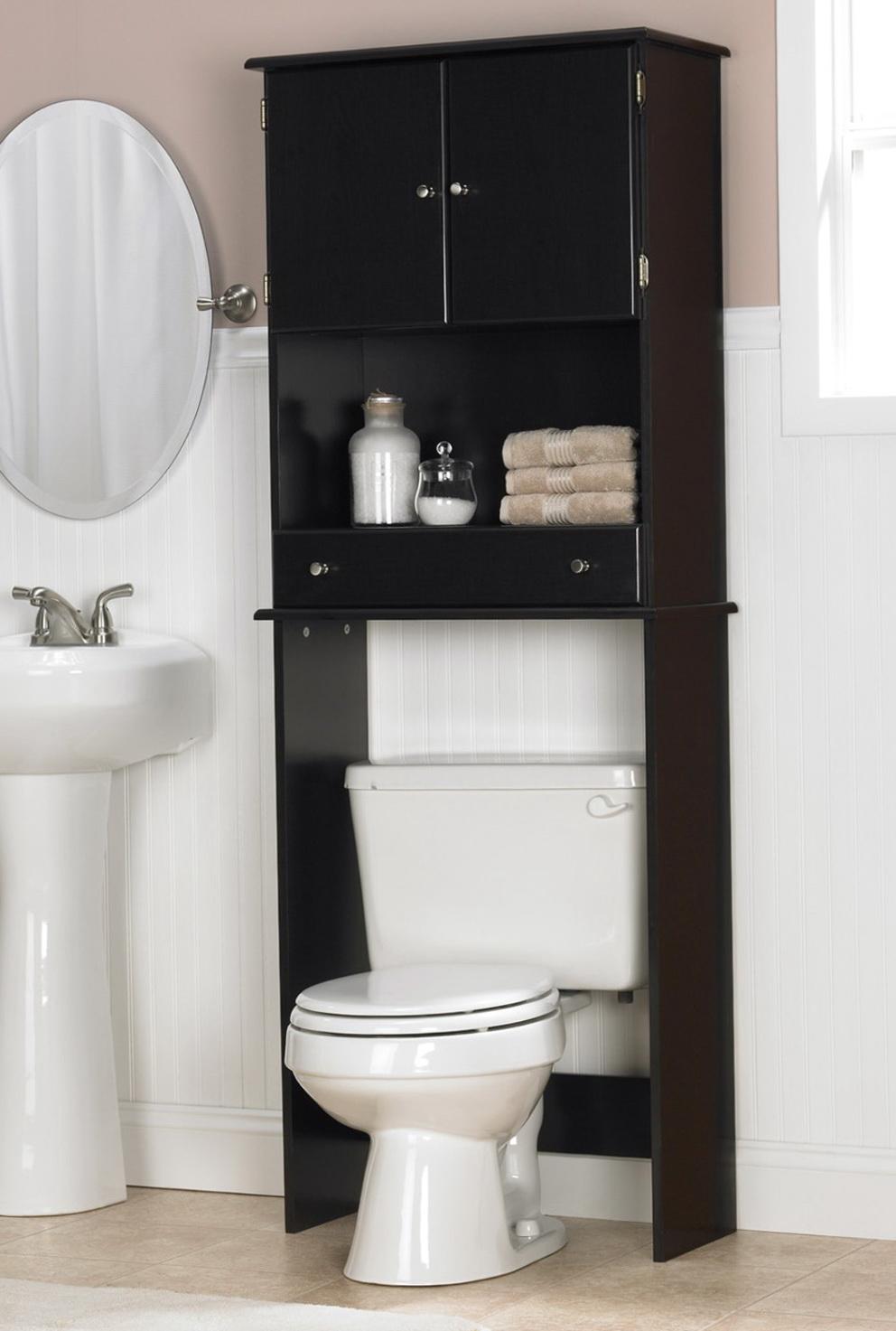 Bathroom Space Saver Espresso