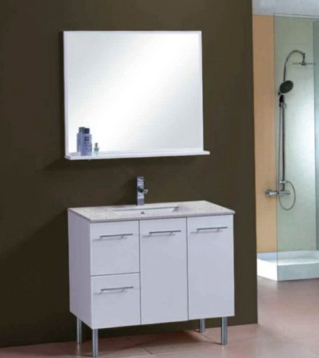 Bathroom Vanity Cabinets With Legs