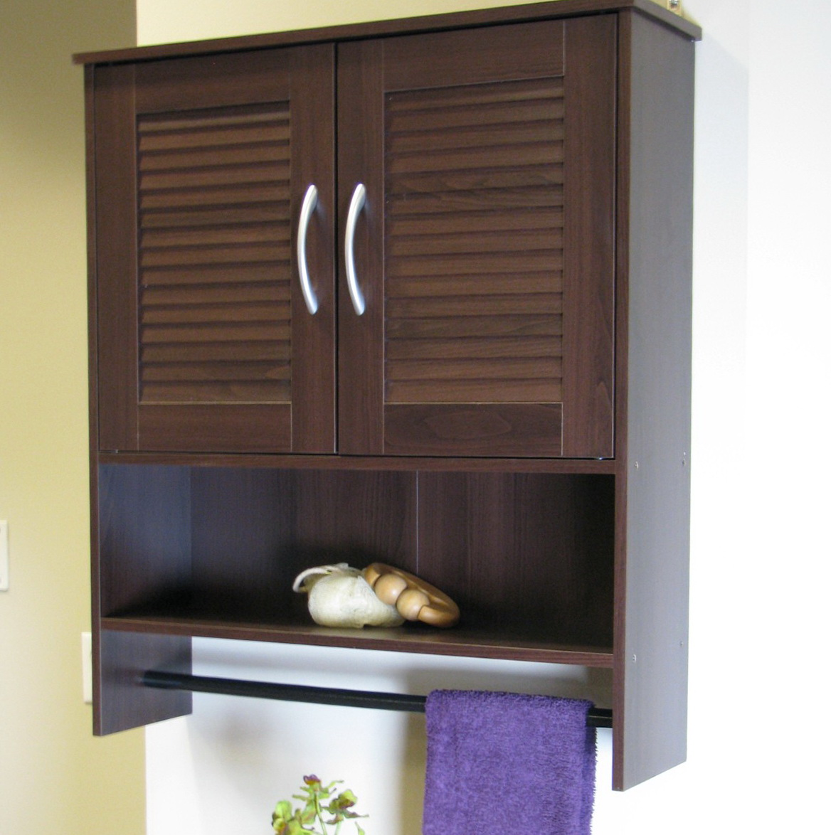 Bathroom Wall Cabinets Espresso