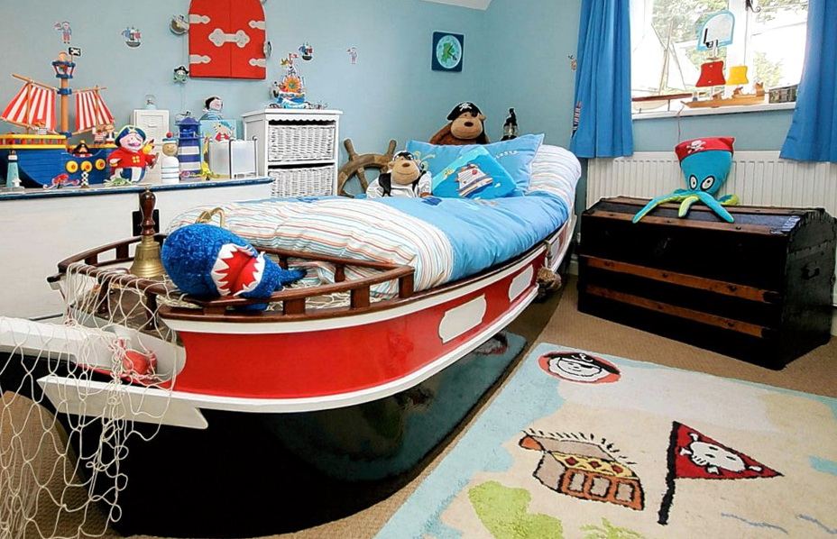 Beach Bedroom Ideas For Kids