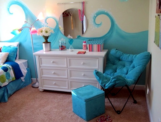 Beach Bedroom Ideas For Teenage Girls