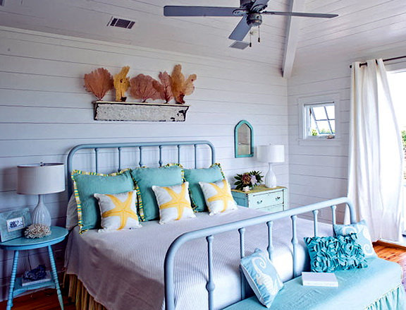 Beach Theme Bedroom Ideas