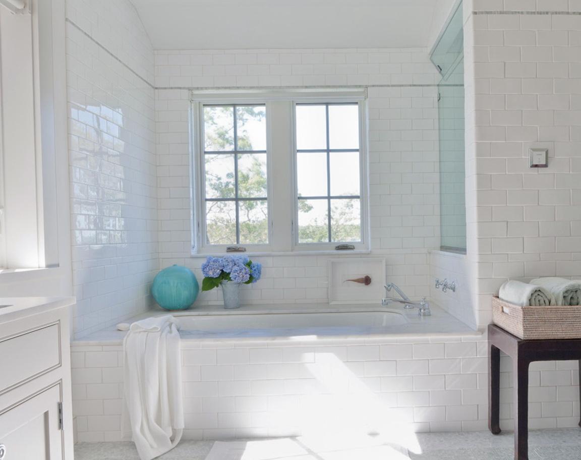 Beach Themed Bathroom Tiles