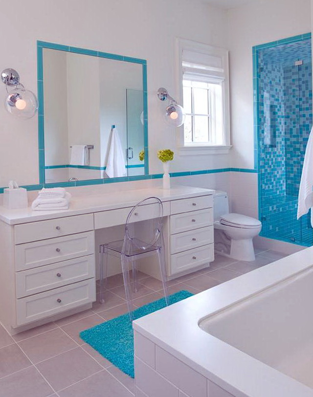 Beach Themed Bathrooms Ideas