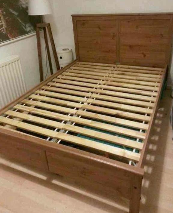 Bed Frames Ikea Uk