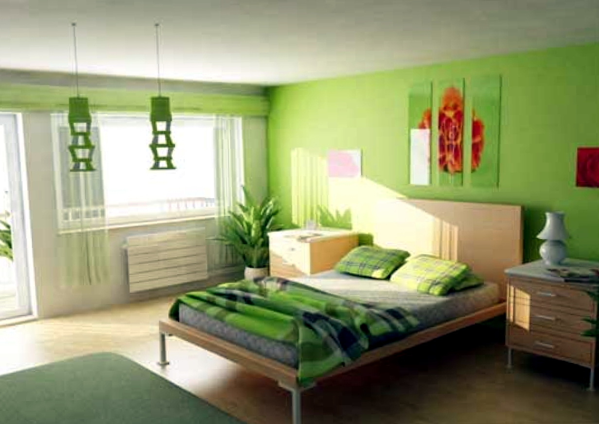 Bedroom Color Schemes In Pakistan