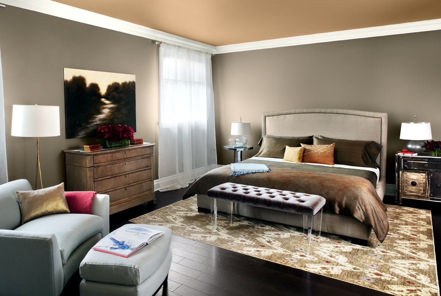 Bedroom Paint Color Ideas 2012