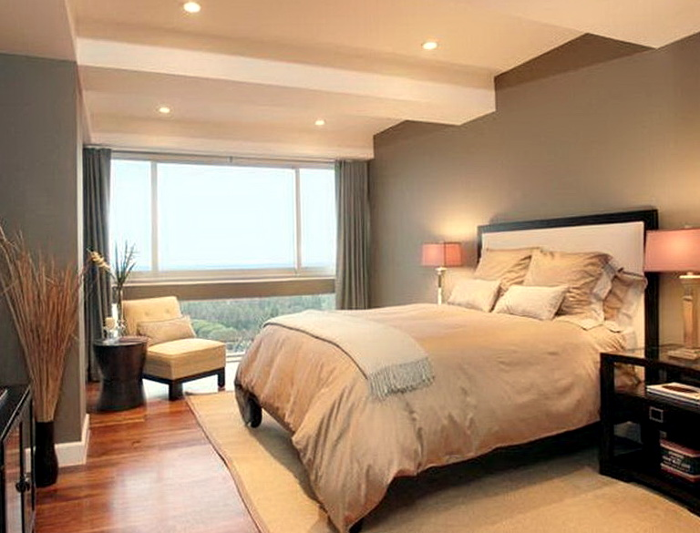 Bedroom Paint Color Ideas With Accent Wall