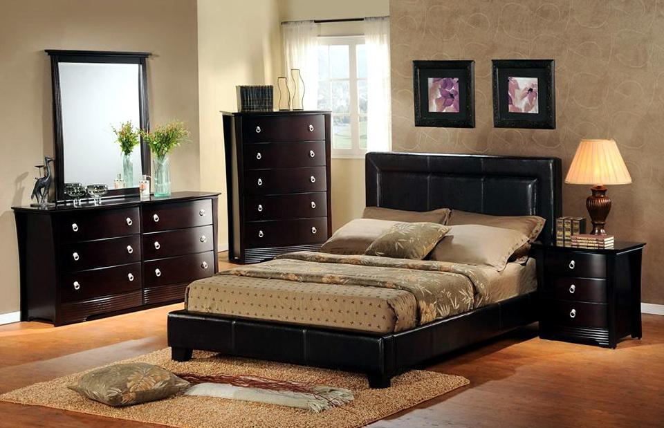 Bedroom Paint Ideas With Dark Furniture