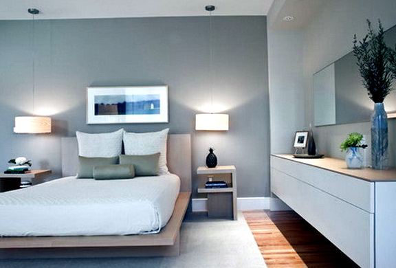 Bedroom Wall Colors Grey