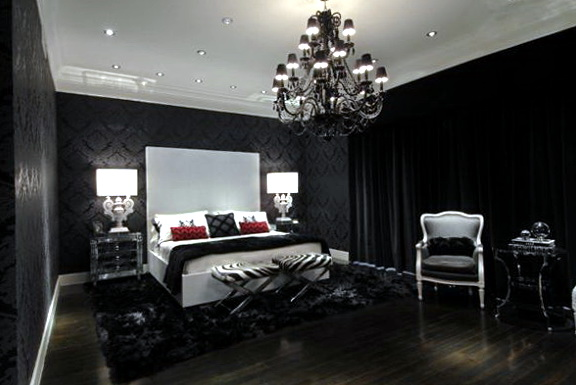 Bedroom Wall Colors With Black Furniture